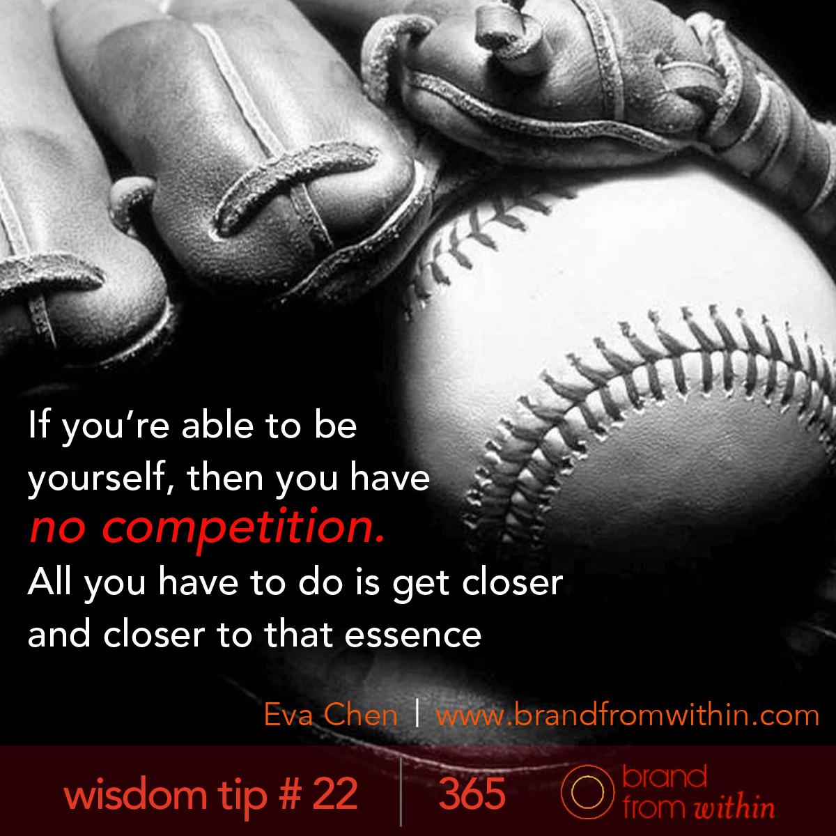 DAY 22 WISDOM TIP